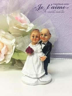 """Статуэтка """"Жених и невеста"""" № 4"""