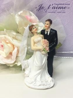 """Статуэтка """"Жених и невеста"""" № 1"""